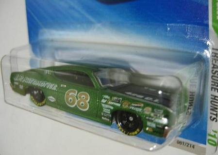 Hot Wheels, 2010, Treasure Hunts, Super Treasure hunts, THunt$, 1:64-model, 2010, collector, die-cast, ford-torrino-talladega, hobby, hot-wheels, malaysia, t-hunt, treasure-hunts