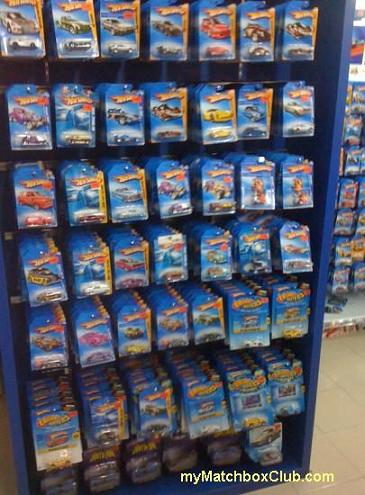 Toys R Us Subang Empire Shopping Gallery, Hotwheels, opening ceremony