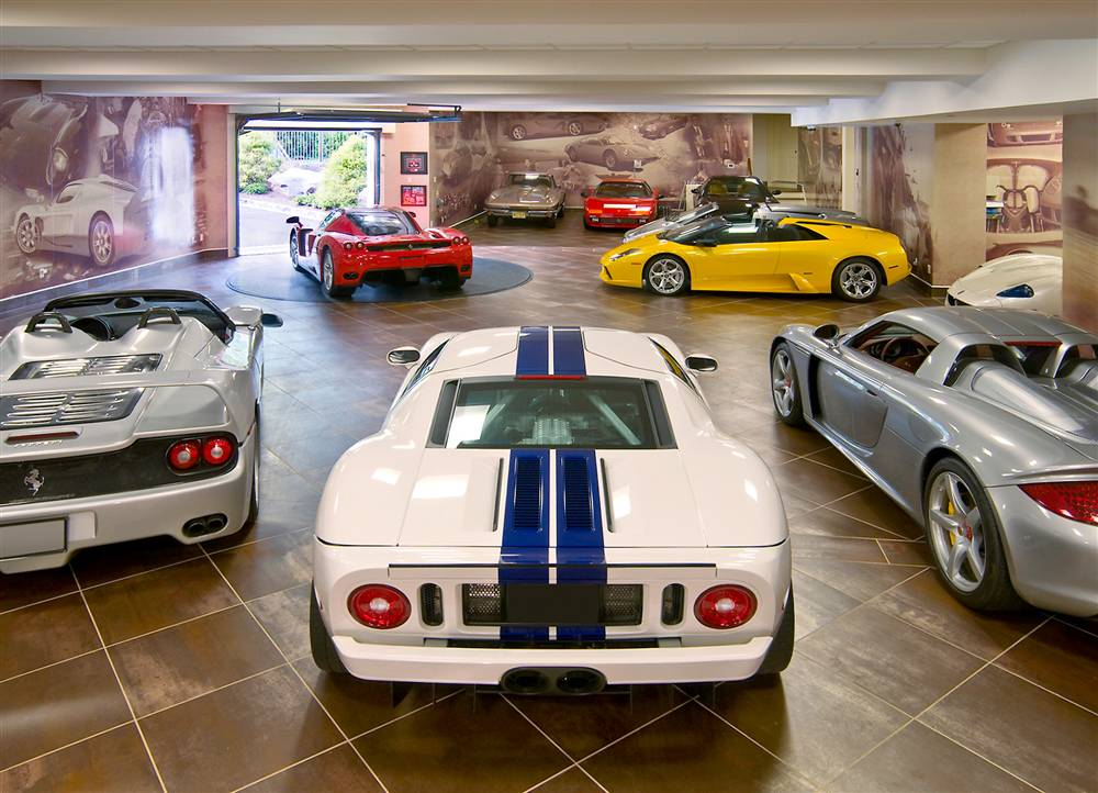 This Is What I Call Dream Garage, Cool Garage Stuff