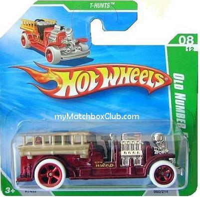 HotWheels-Super-Thunt-Old-Number-5-5-Super-Treasure-Hunt-Short-Card