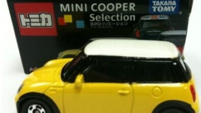 TOMICA-Takara-Tomy-Mini-Cooper-Selection-yellow-hotwheels-SEO