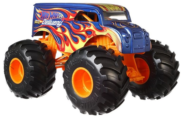HotWheels-MonsterTrucks-Dairy-Delivery-164-Scale-Vehicle-