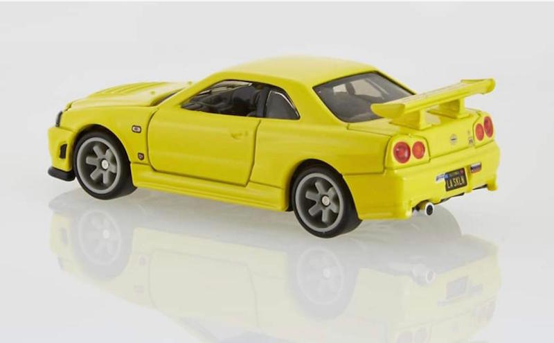 33rd-Annual-Hot-Wheels-Collectors-Convention-2019-Nissan-Skyline-GT-R-Yellow,jdm,seo,hwc