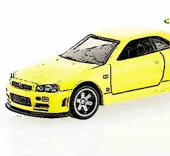 33rd-Annual-Hot-Wheels-Collectors-Convention-2019-Nissan-Skyline-GT-R-Yellow-04