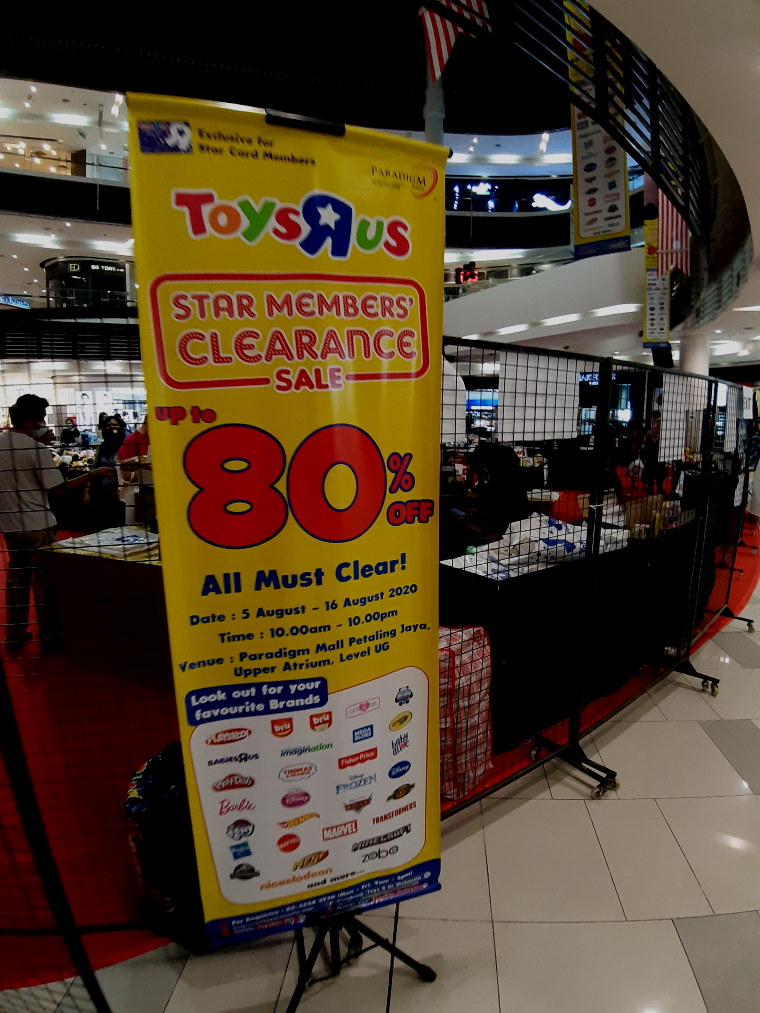 TRU-Star-Member-Sales-Clearance-Aug-2020-paradigm-mall-seo-dota